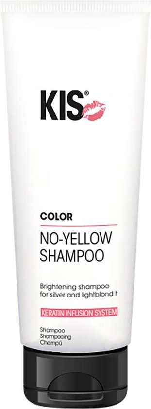KIS No Yellow Shampoo - 250ml