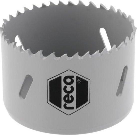Reca Gatzaag Extreme HSS-Co8 - 60 mm bimetaal voor hout, kunststof, staal en roestvast staal