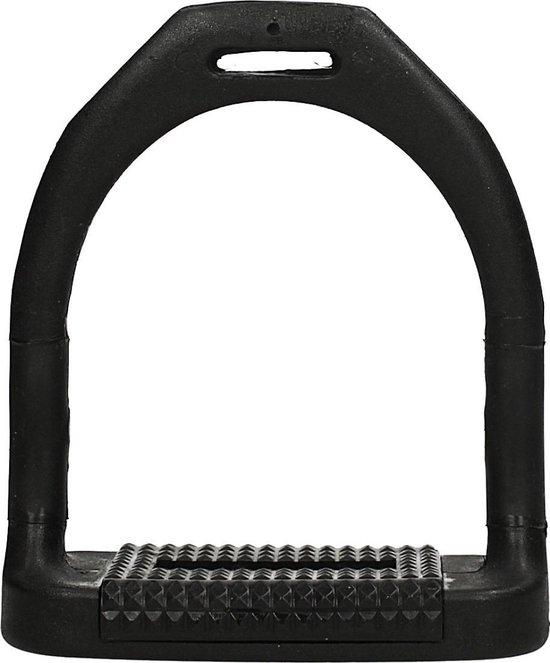 Epplejeck Stijgbeugels Flexi - Black - 12.0 Cm