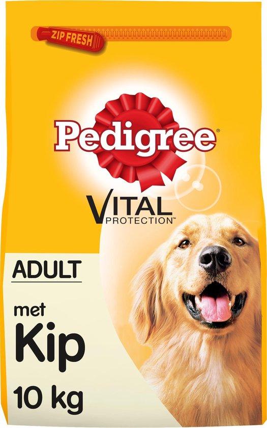 Pedigree Vital Protection Adult Brokken - Kip - Hondenvoer - 10kg