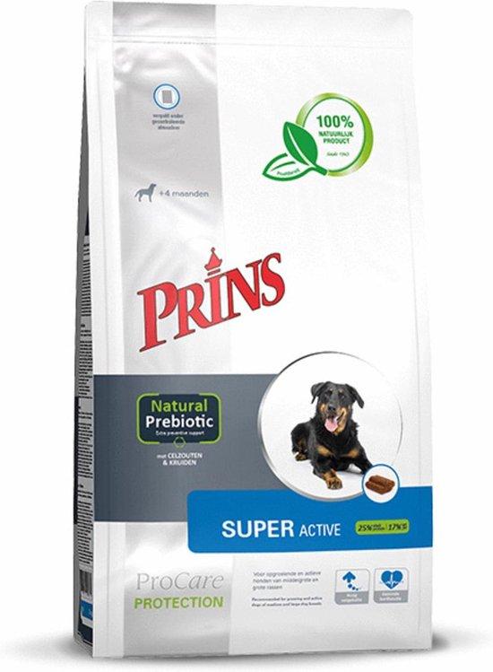 Prins Procare Protection Super Active Hondenvoer 15 kg