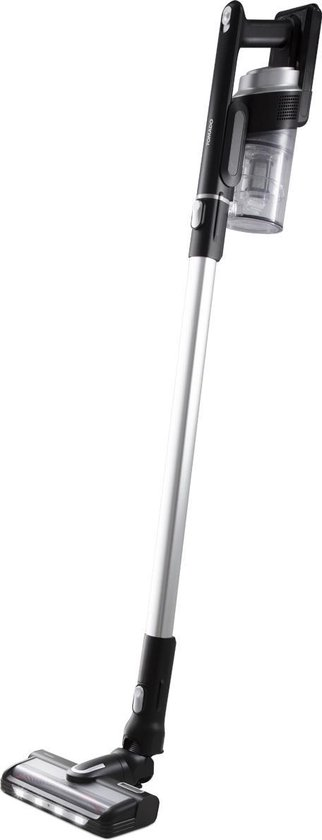 Tomado TVC0501B - steelstofzuiger - zwart - 22,2 V - incl. kruimeldief