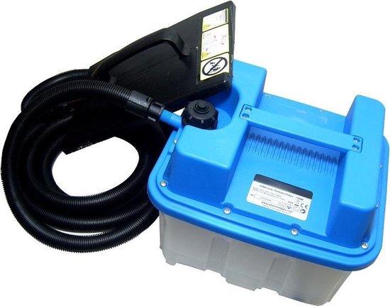 Behang afstomer 2200w behangafstomer 4.5 liter watertank 3 meter stoomslang set