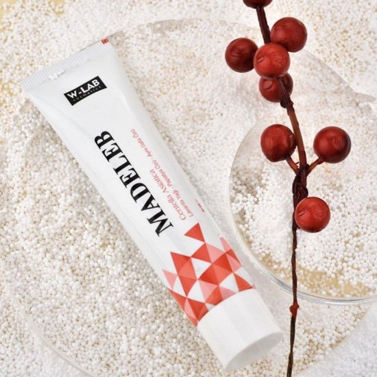 Madeleb Creme Centella Asiatica nieuwste anti-aging wondermiddel. Acne, litteken, psoriasis en eczeem creme