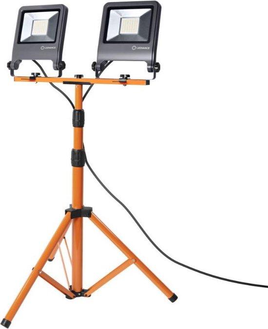 Osram Tripod LED bouwlamp - 2x 50 watt - statief in hoogte verstelbaar