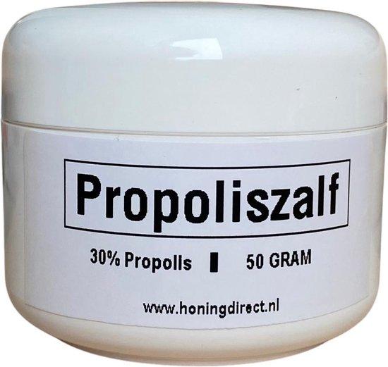 Propolis Honingzalf   30% Propolis   van de Imker   50ML