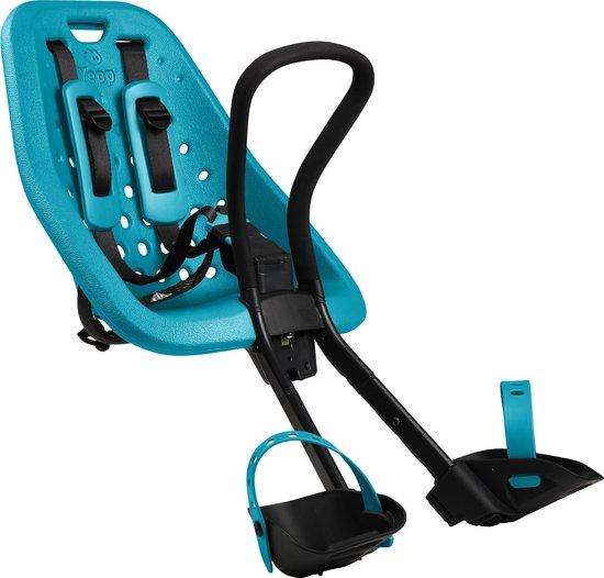 Yepp Mini Fietsstoeltje Voor - Ocean