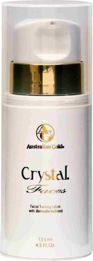 Australian Gold - Crystal Faces Tanning Lotion 118 ml