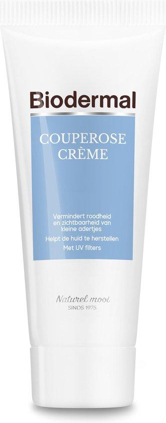 Biodermal Couperose Dagcrème - Voorkomt zichtbaarheid rosacea - 30ml