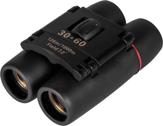 Compacte Nachtzicht Verrekijker - 30x Zoom - Zwart