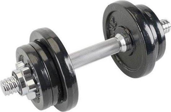 Dumbbell set - 2x 2kg - 4x 1kg - (10,3 kg)