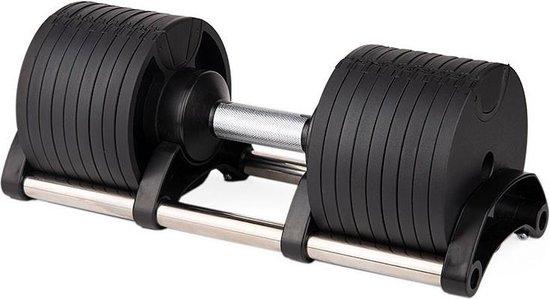 Eki Future - Verstelbare Dumbells - 2-32 kg - Dumbbells - Gewichten - Halters