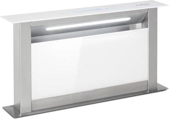 Klarstein Royal Flush Eco afzuigkap 576 m³/h - comfortabele Touch-To-Slide bediening - energie-efficiëntieklasse A+
