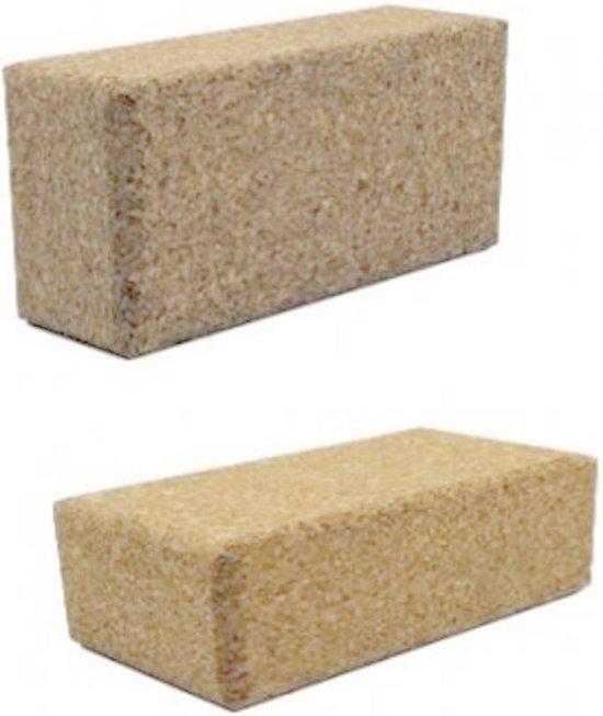 Set van 2 Kurk Blokken