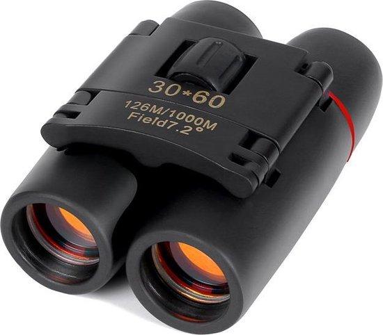 WiseGoods - Premium Verrekijker Met Nachtzicht - 30x60 - 1000x Zoom - Compact - Nachtkijker - Opvouwbaar - Volwassenen en Kinderen