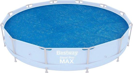 Afdekzeil Bestway Solar rond 366 cm