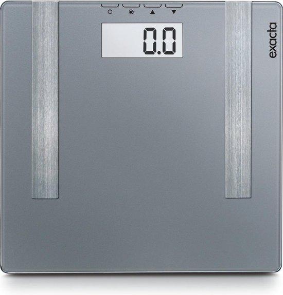 Soehnle Premium Analyse-personenweegschaal - 180 kg - Grijs
