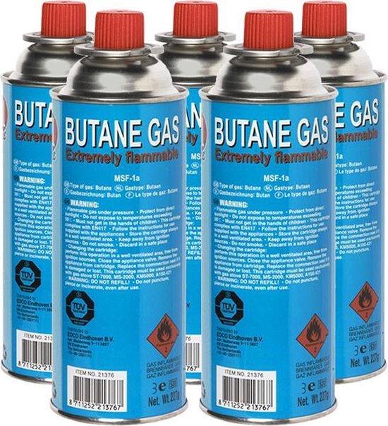 All Ride gasfles | Gasbus voordeelset 5 stuks voor onkruidbrander