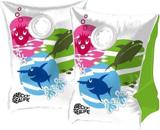 Beco Sealife - Zwembandjes - Maat 00 - <15 kg / van 0-2 jaar