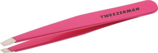 Tweezerman Slant Tweezer Pretty in Pink Pincet - 1 st