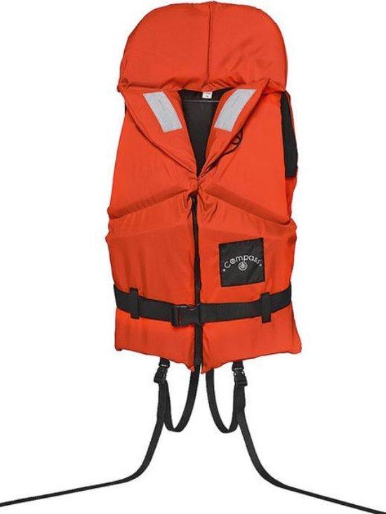 Soft reddingsvest Compass 70-90kg