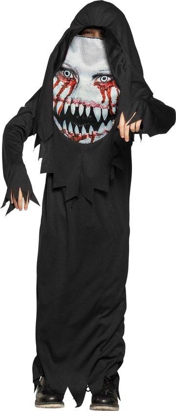 BOLAND BV - Eng monster kostuum voor kinderen - 140/152 (10-12 jaar)