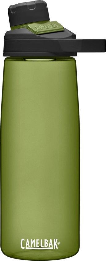CamelBak Chute Mag Waterfles - 1L - Olijfgroen (Olive)