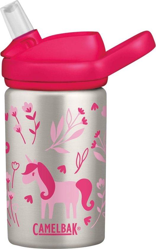 Camelbak Eddy Kids - Waterfles - 400 ml - Unicorn & Blooms