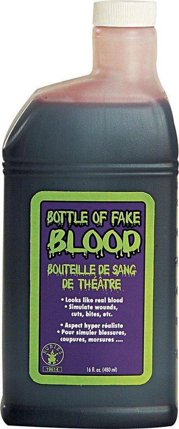 RUBIES FRANCE - 480 ml nep bloed - Schmink > Nepbloed