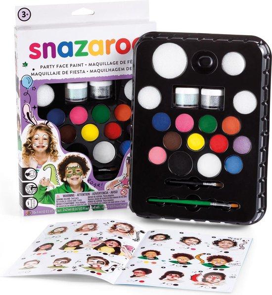 Snazaroo Party Set Speciaal