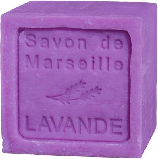 Le Chatelard 1802 Natuurlijke Marseille zeep Lavendel (300 gram) - Marseillezeep - Franse handzeep